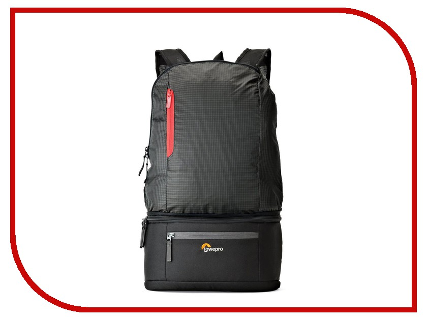 Рюкзак LowePro Passport Duo Black-Black 84465