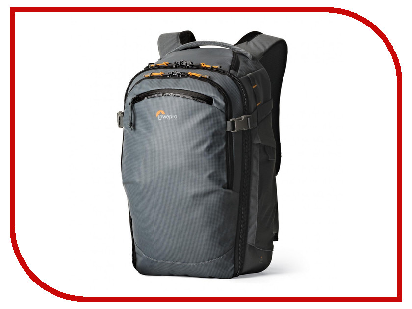 LowePro Highline BP 300 AW Grey 84475 lowepro outback 300 aw black
