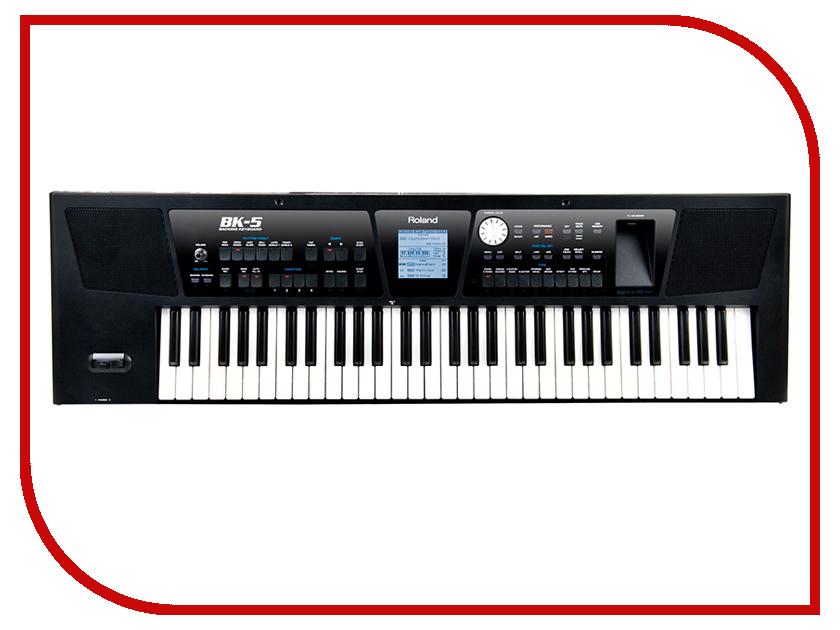 все цены на  Синтезатор Roland BK-5  онлайн