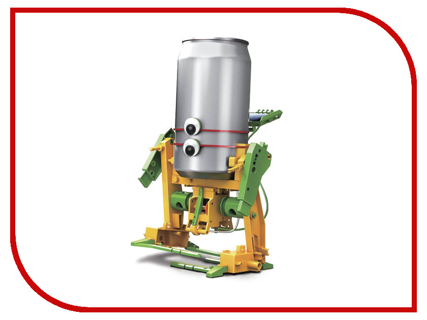 Конструктор Забияка Робот 6 в 1 1250593 конструктор конструктор забияка в мире электроники 1537670