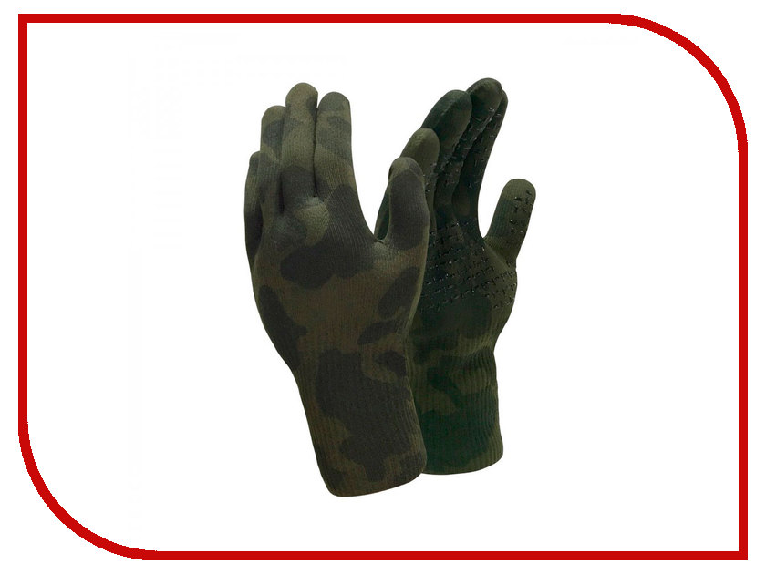 Перчатки Dexshell Camouflage DG726S S<br>