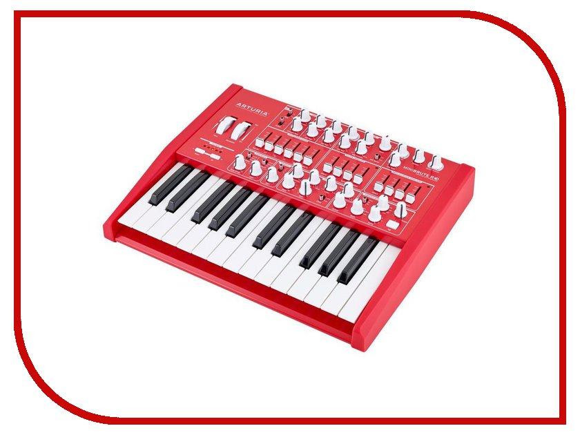 Синтезатор Arturia MiniBrute Red<br>