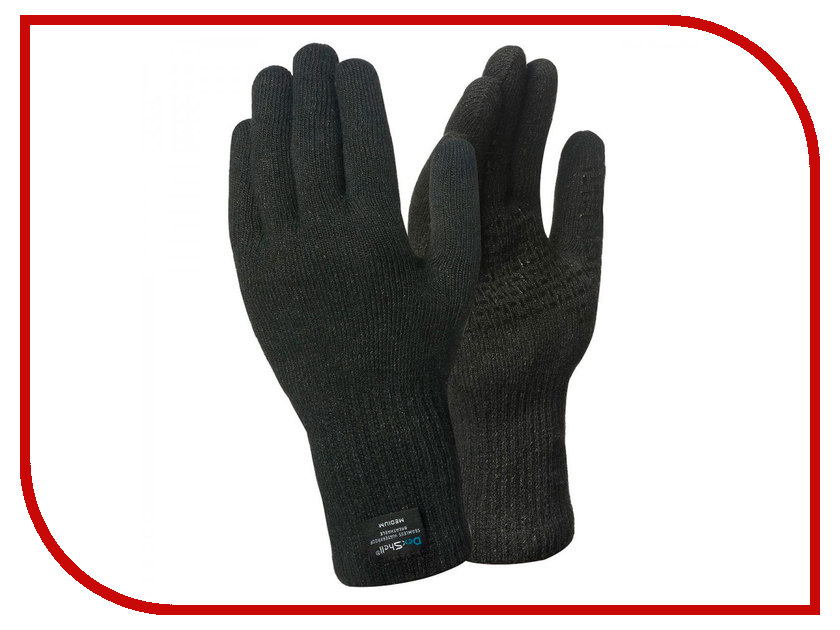 Перчатки Dexshell ToughShield Black DG458NXL XL