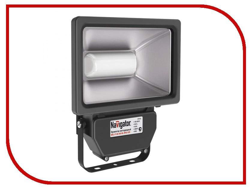 Лампа Navigator 71 984 NFL-P-50-4K-IP65-LED<br>