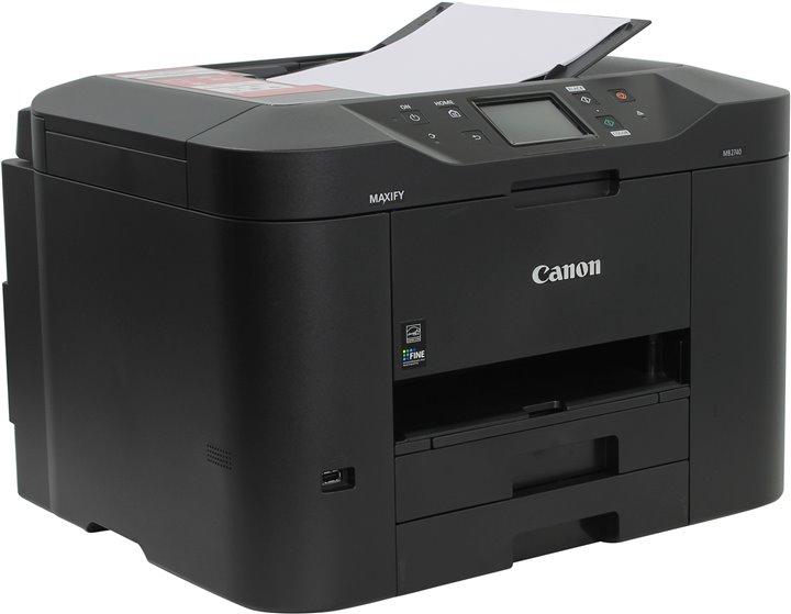 МФУ Canon MAXIFY MB2740 — MB2740