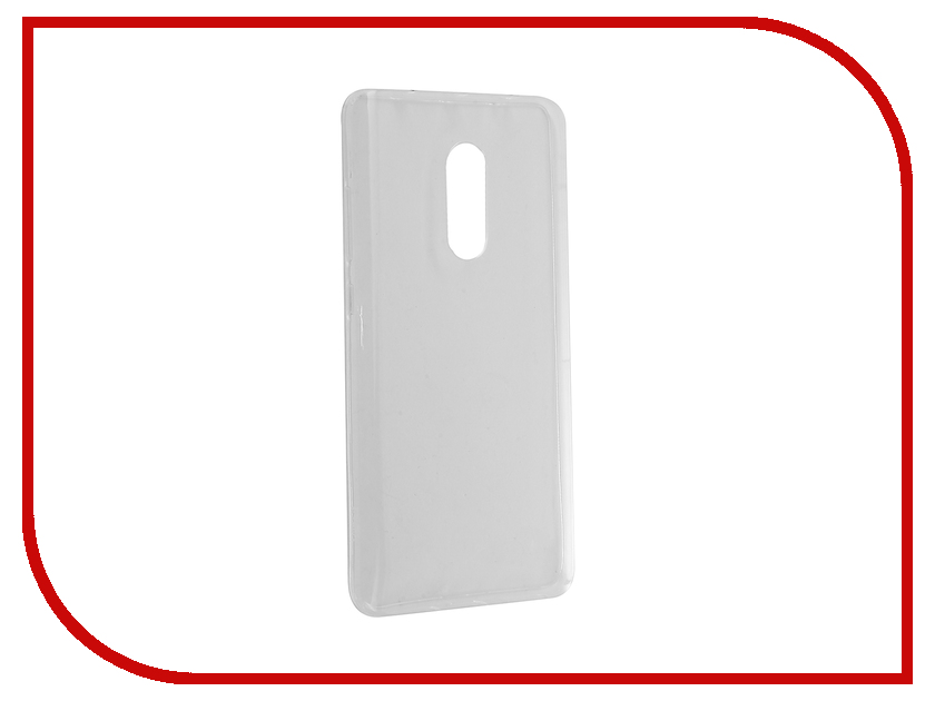 Аксессуар Чехол для Xiaomi Redmi Note 4 Zibelino Ultra Thin Case White ZUTC-XMI-RDM-NOT4-WHT 1000pcs lot electronic components abs10 abs10 mark abs10 sop 4 ultra thin 1a 1000v rectifier bridge original new special sales