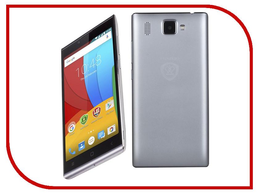 Сотовый телефон Prestigio Grace Q5 PSP5506 Grey<br>