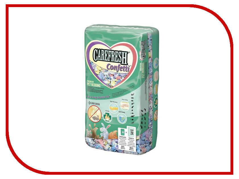 carefresh Colors Confetti