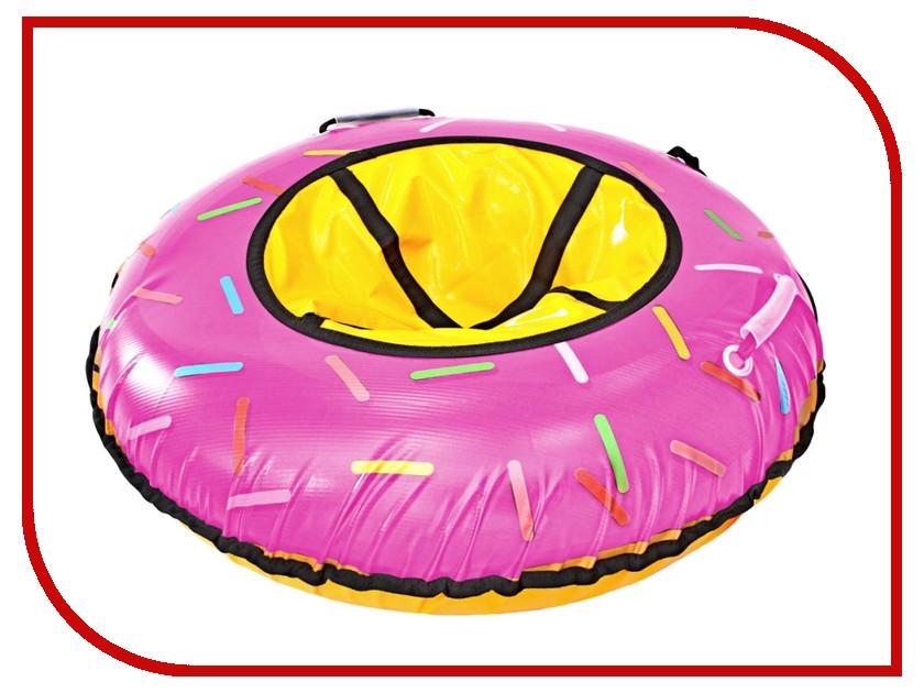 Тюбинг ватрушка пончик