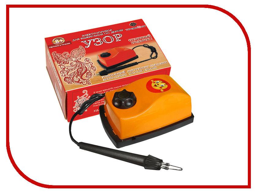 Купить Аппарат для выжигания Трансвит Узор с функцией гильоширования