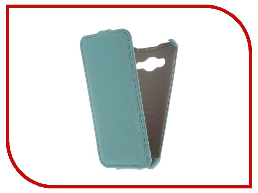 Аксессуар Чехол Samsung Galaxy J3 J320F/DS 2016 Gecko Blue GG-F-SGJ3-2016-BLU<br>