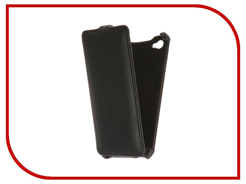 Аксессуар Чехол Philips S326 3.5 Gecko Black GG-F-PHS326-BL
