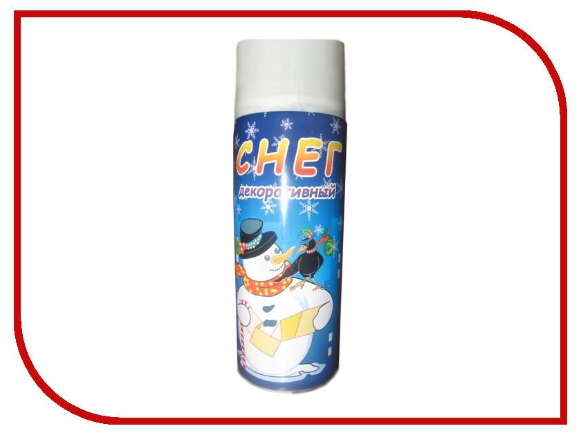 Новогодний сувенир SnowHouse Искусственный снег 250ml 9118