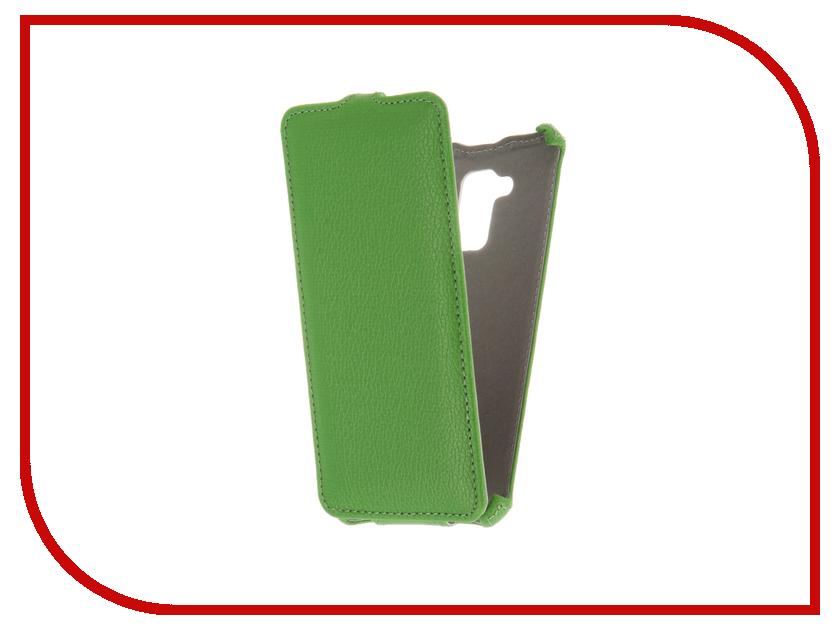 Аксессуар Чехол ASUS ZenFone 3 Max ZC520TL Gecko Green GG-F-ASZC520TL-GR<br>