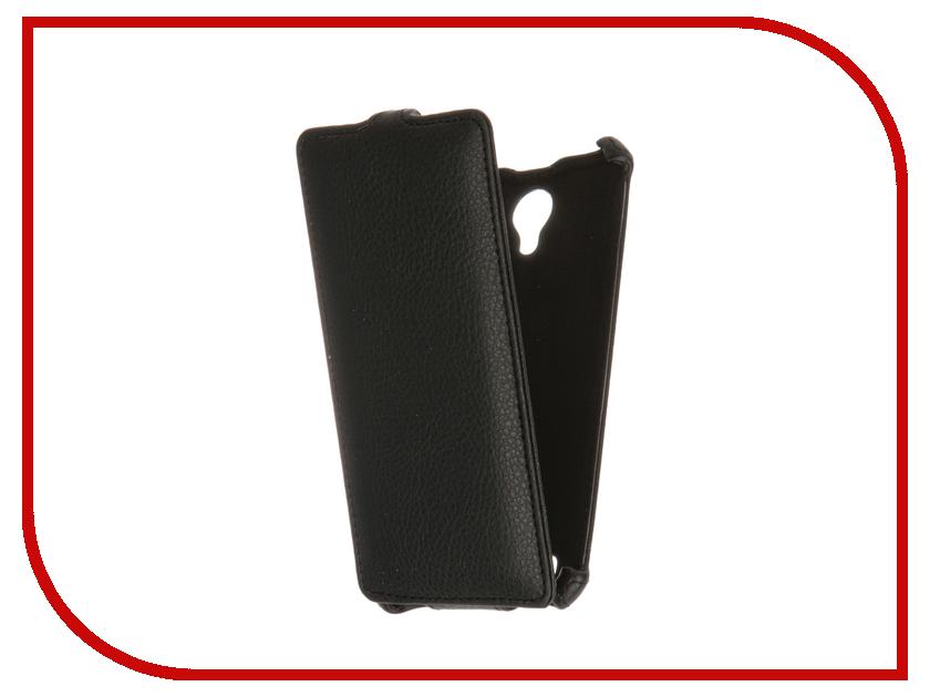 Аксессуар Чехол BQ BQS-5515 Wide Gecko Black GG-F-BQ5515-BL