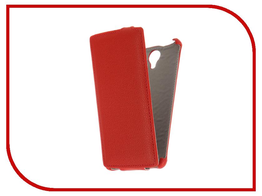 Аксессуар Чехол BQ BQS-5502 Hammer Gecko Red GG-F-BQ5502-RED<br>