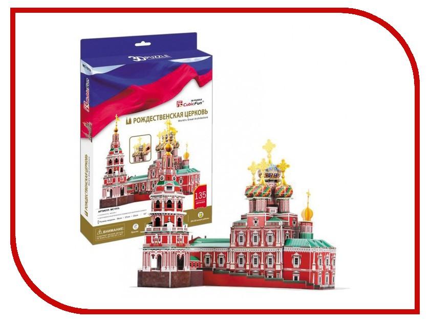3D-пазл CubicFun Рождественская церковь MC191h