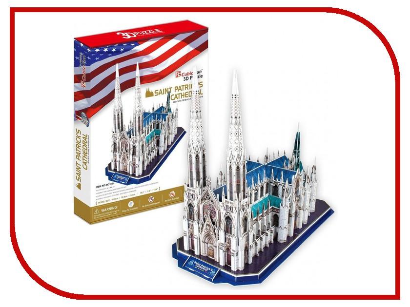 3D-пазл CubicFun Собор Святого Патрика MC103h<br>