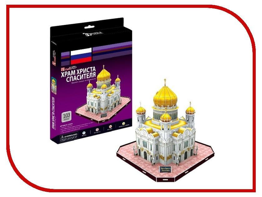 3D-пазл CubicFun Храм Христа Спасителя C205h