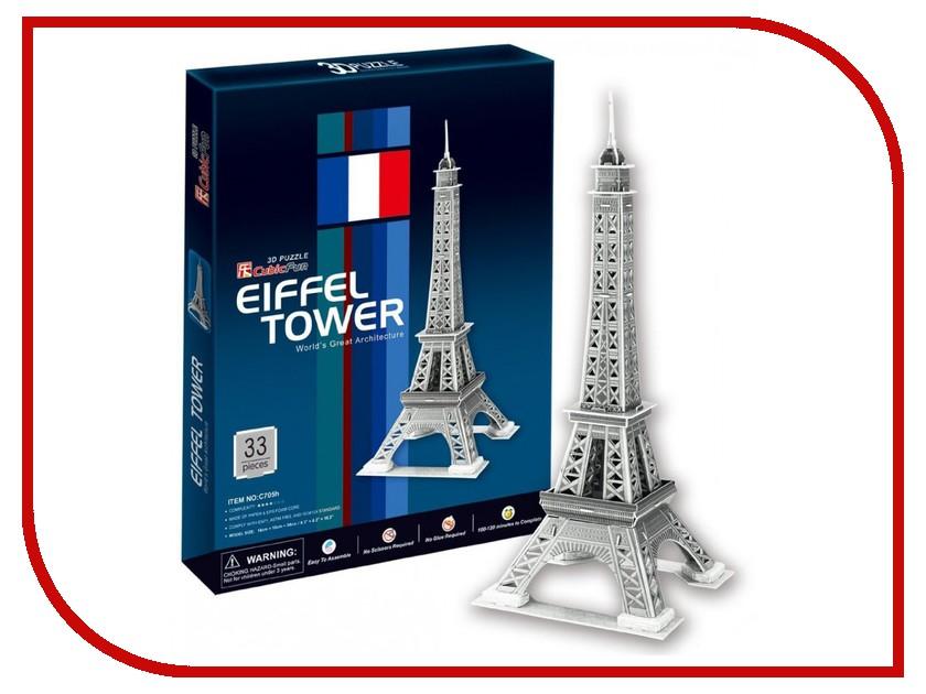 3D-пазл CubicFun Эйфелева Башня 2 C705h<br>