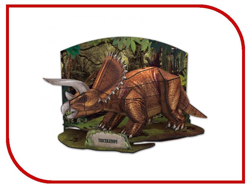 3D-пазл CubicFun Эра Динозавров. Трицератопс P669h