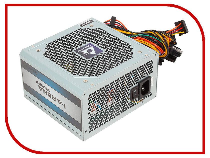 Блок питания Chieftec GPC-450S 450W блок питания chieftec gps 450a8 450w
