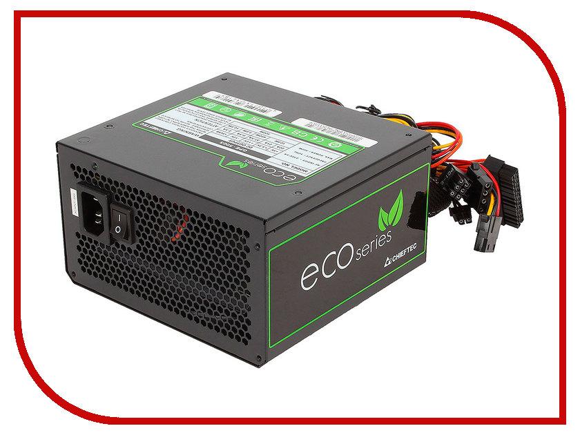 Блок питания Chieftec GPE-500S 500W chieftec eco gpe 500s 500вт