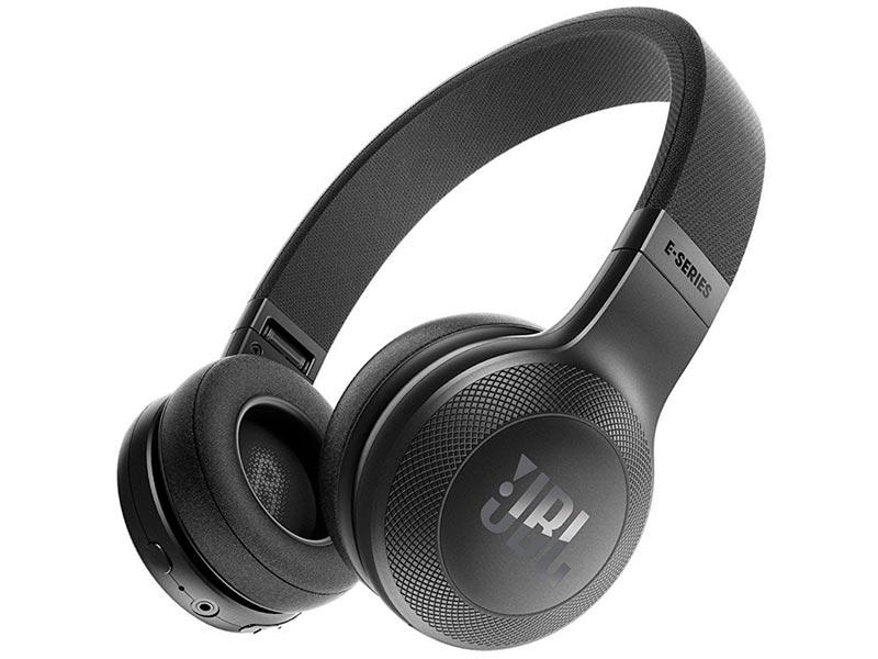 JBL E45BT Black JBLE45BTBLK цена