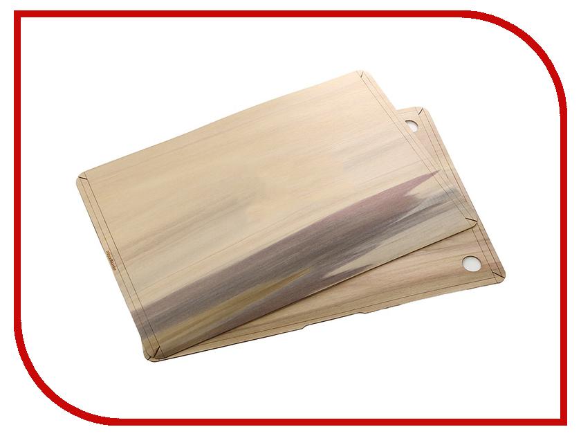 Аксессуар Чехол 13.0-inch iWoodMaster для APPLE MacBook Pro Retina тулипея радужная