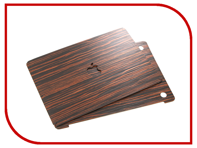 Аксессуар Чехол 13.0-inch iWoodMaster для APPLE MacBook Air эбен