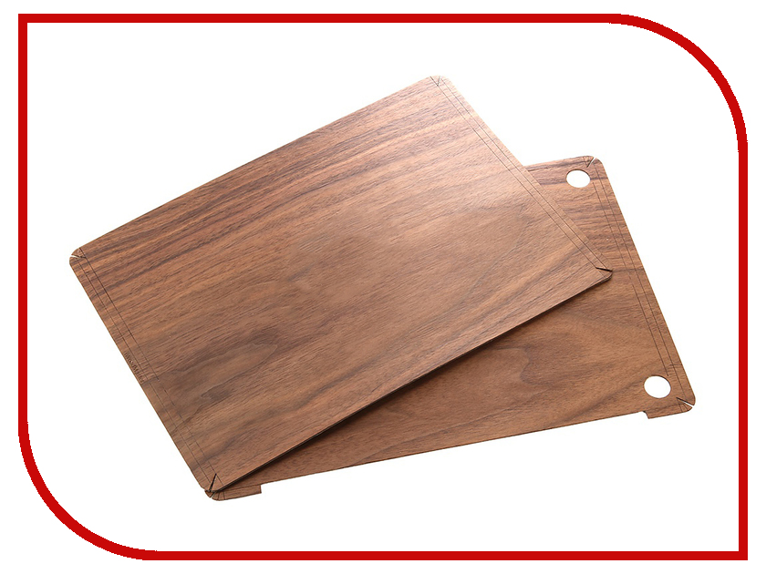 Аксессуар Чехол 12.0-inch iWoodMaster для APPLE MacBook орех американский