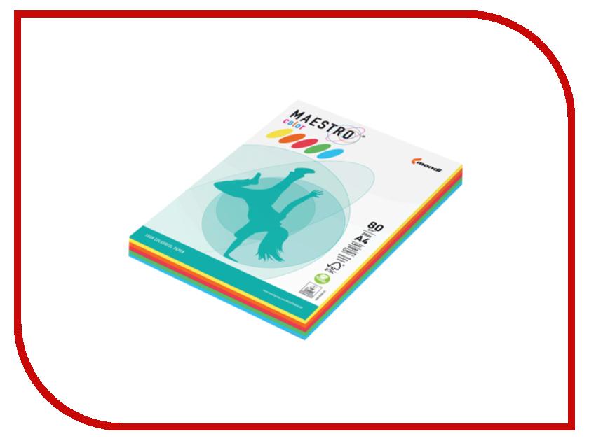 Бумага Maestro Color A4 80g/m2 250 листов RB01 110213