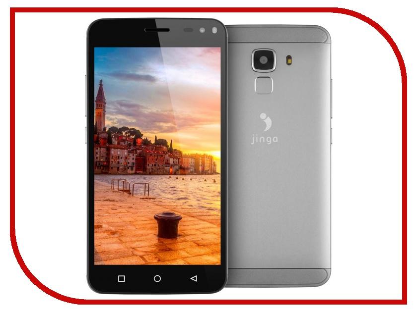 Сотовый телефон Jinga Iron Grey сотовый магазин интернет