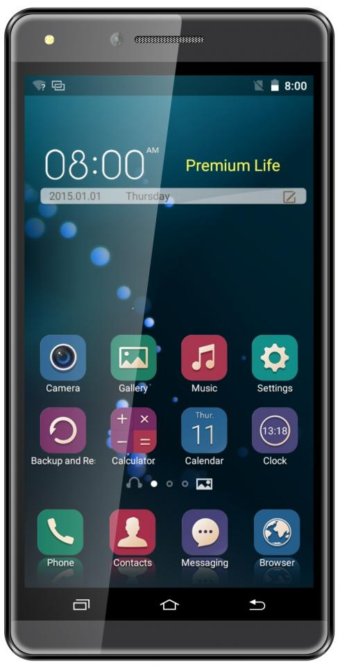 Сотовый телефон Ark Benefit S503 Max Black