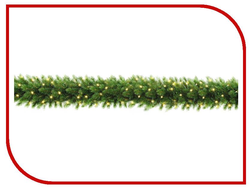 Хвойный декор Triumph Tree Лесная Красавица 270x33cm 96 Ламп Green