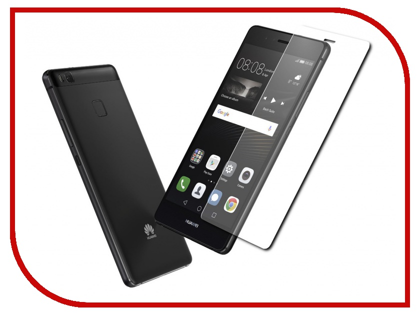 Аксессуар Защитное стекло Huawei P9 Lite Zibelino TG 0.33mm 2.5D ZTG-HUA-P9-LTE аксессуар чехол huawei p9 lite zibelino classico black zcl hua p9 lit blk
