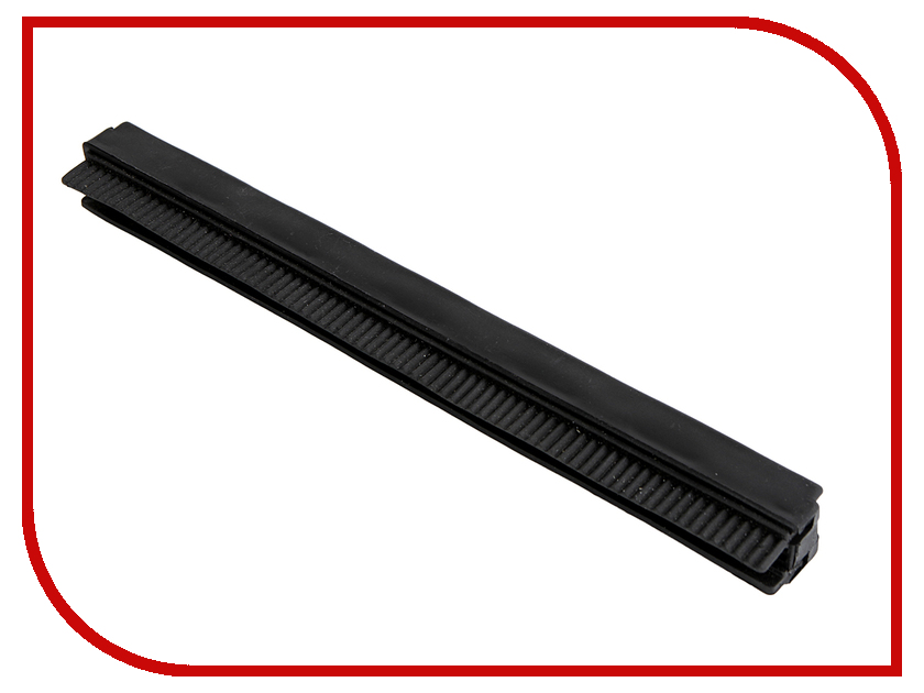 Аксессуар Arnica 79A9 резиновая щетка для насадки для влажной уборки для Arnica Hydra Rain Plus