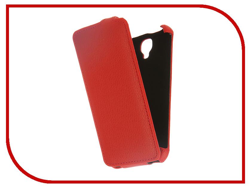 Аксессуар Чехол BQ BQS-4560 Golf Zibelino Classico Red ZCL-BQ-BQS-4560-RED