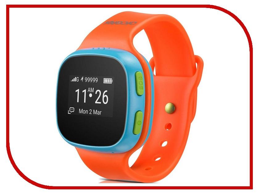 Умные часы Alcatel SW10 Orange-Blue