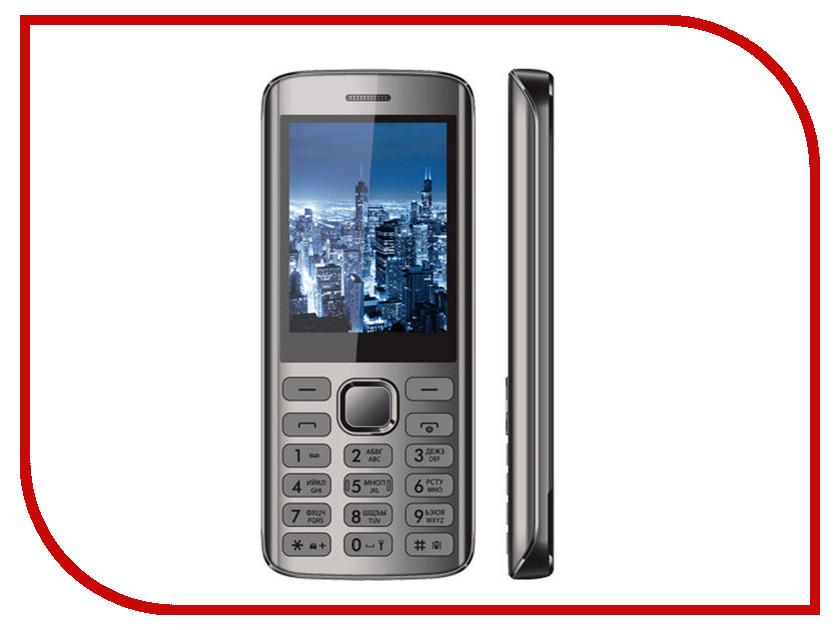 Сотовый телефон Vertex D515 Dark Grey
