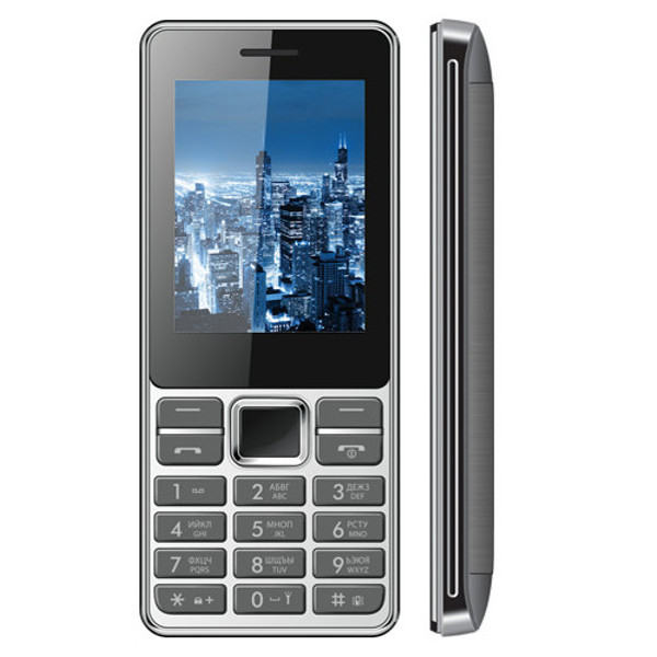 Сотовый телефон Vertex D514 Black мобильный телефон vertex m120 black