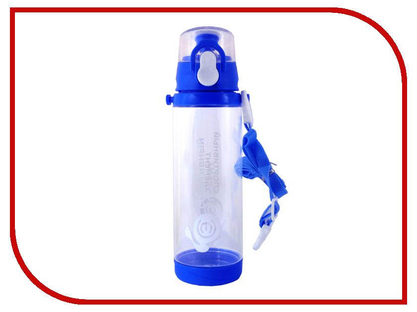 Бутылка Спортивный Элемент S05-600 600ml Transparent