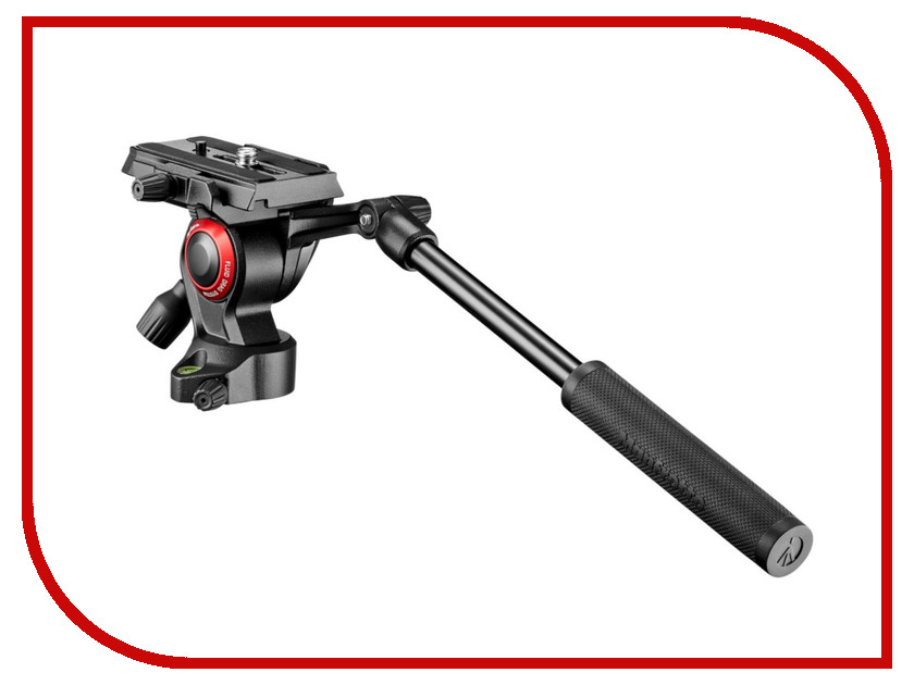 Головка для штатива Manfrotto MVH400AH Black комплектующие для штатива