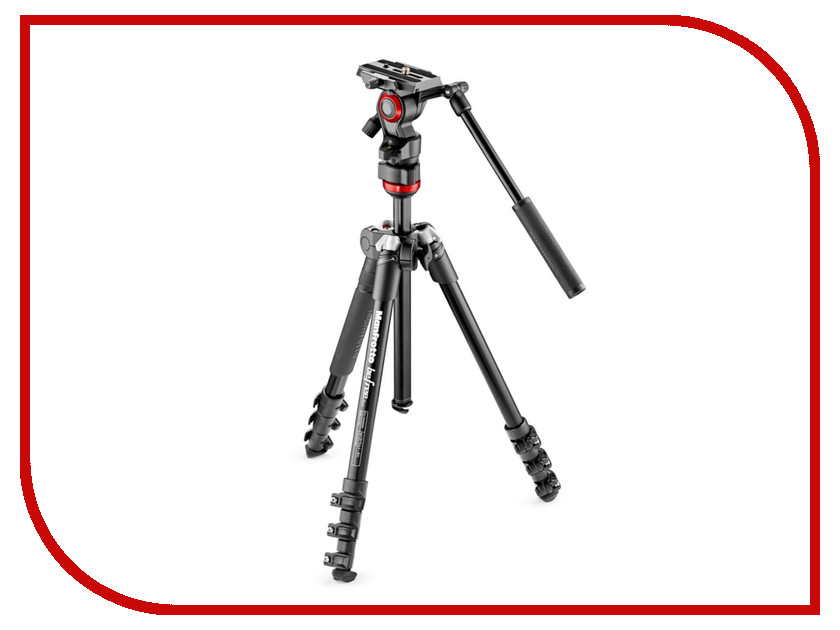 Штатив Manfrotto MVKBFR-LIVE Black<br>