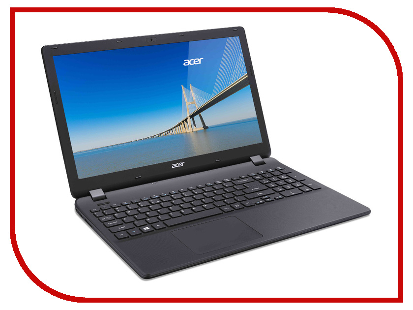 Ноутбук Acer Extensa EX2519-P7VE NX.EFAER.032 (Intel Pentium N3710 1.6 GHz/2048Mb/500Gb/No ODD/Intel HD Graphics/Wi-Fi/Bluetooth/Cam/15.6/1366x768/Windows 10) acer extensa 2530 30a5