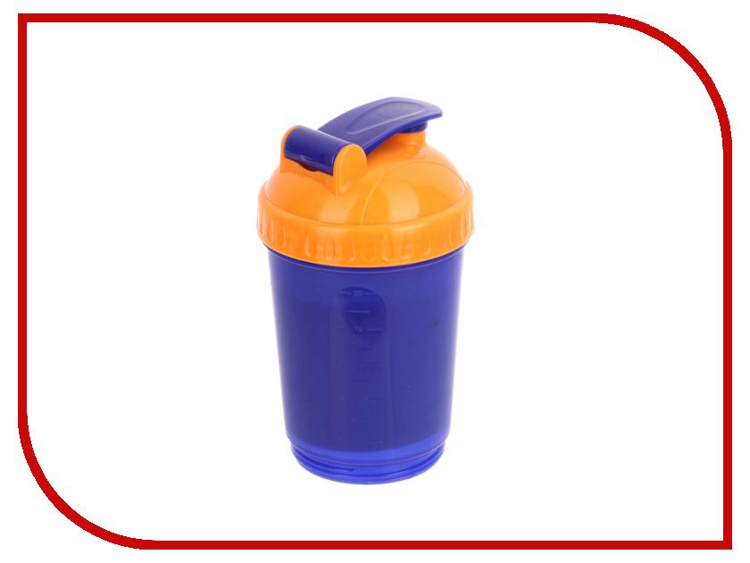 Шейкер Спортивный Элемент S18-600 600ml Violet-Orange<br>