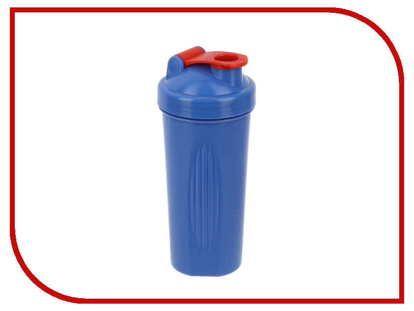Шейкер Спортивный Элемент S01-600 600ml Blue-Red<br>