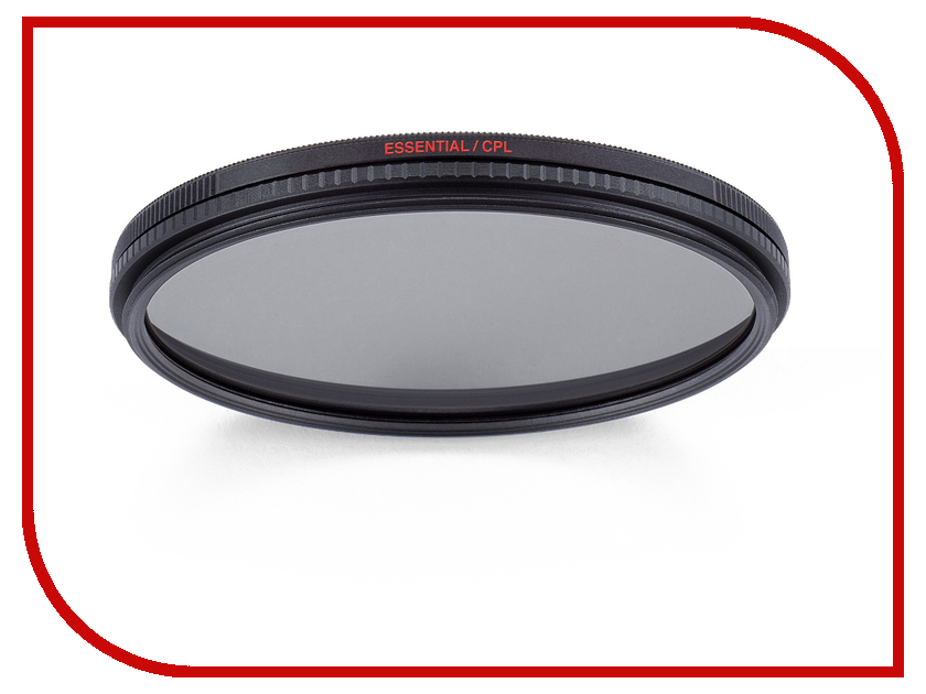 Светофильтр Manfrotto Essential 77mm MFESSCPL-77<br>