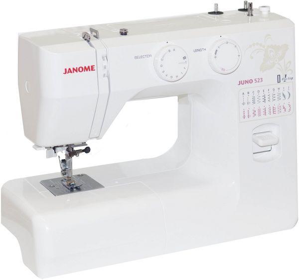 Швейная машинка Janome Juno 523