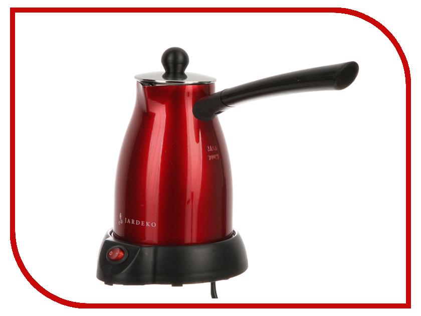 Кофеварка Jardeko JD912 Red